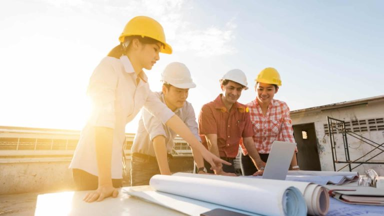 Female participation in building and construction industry