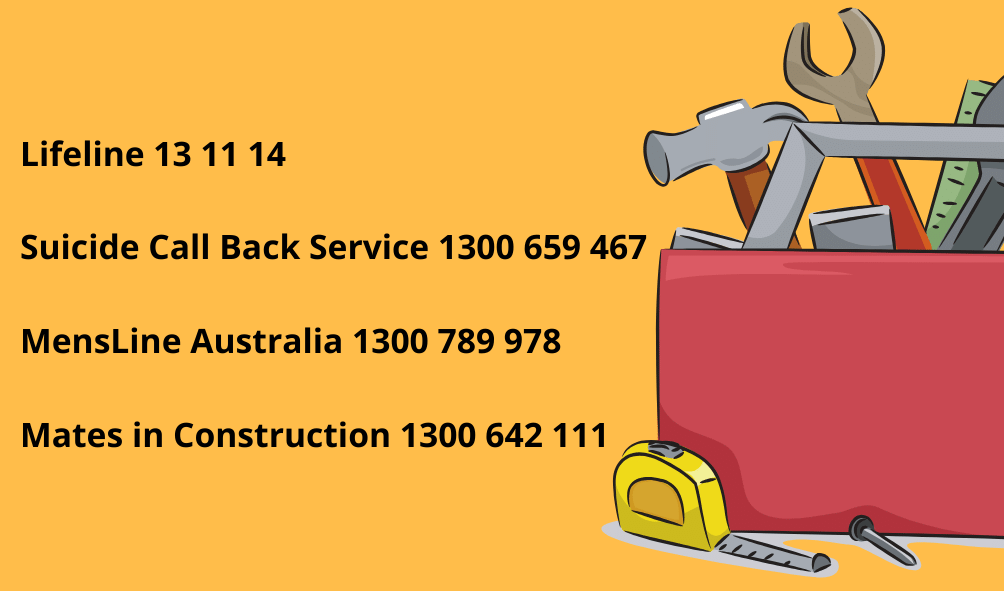 mental health in construction crisis numbers