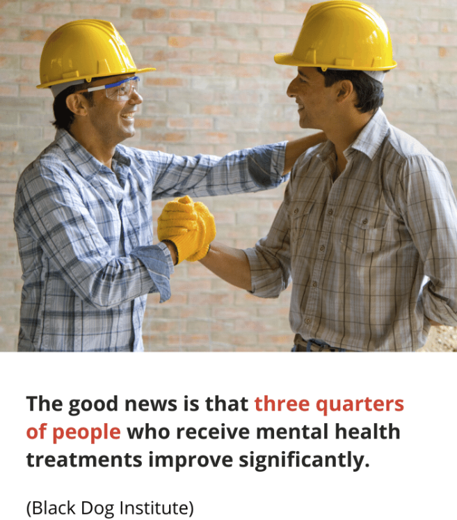 construction initiatives for mental wellness