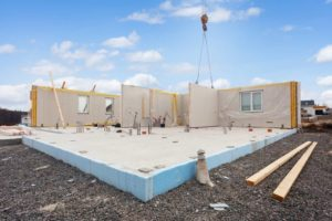 structural insulated panels for green construction